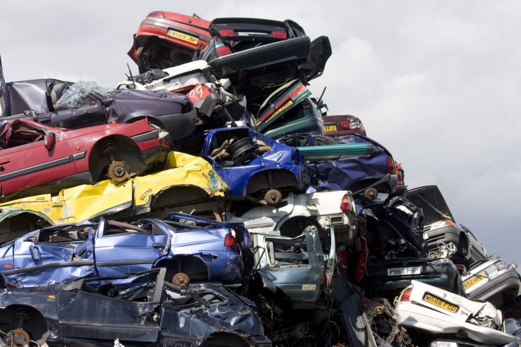 Sell Junk Cars Columbus Ohio - Instant offer - Best deal for Junk Car